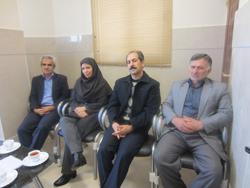 برگزاری جلسه هم اندیشی مسئولین در پردیس بین الملل