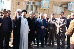 آغاز عملیات ساخت مرکز سلامت جامعه سردار شهید ساکنی در آران و بیدگل