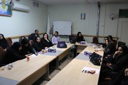 برگزاری نشست توجیهی و آموزش مسئولین برنامه های جلب مشارکت مردمی