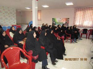 کلاس آموزش سرطان در پارک مهربانو
