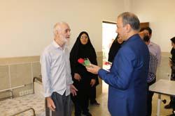 بازدید از مرکز برکت