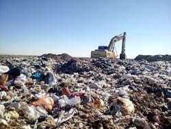بازدید چاله زباله