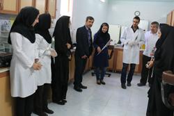 بازدید روز آزمایشگاه