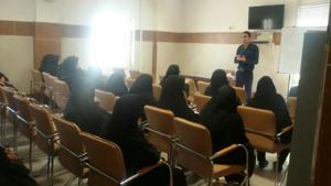 کلاس آموزش دیابت پامیلی
