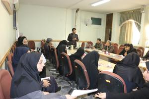 کارگاه آموزشی داوطلبین ادارات