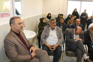 افتتاح خانه بهداشت علی آباد