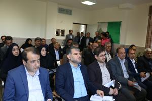 افتتاح مرکز شهید ساکنی