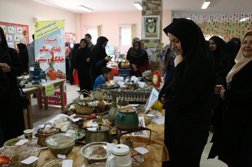 جشنواره غذای سالم
