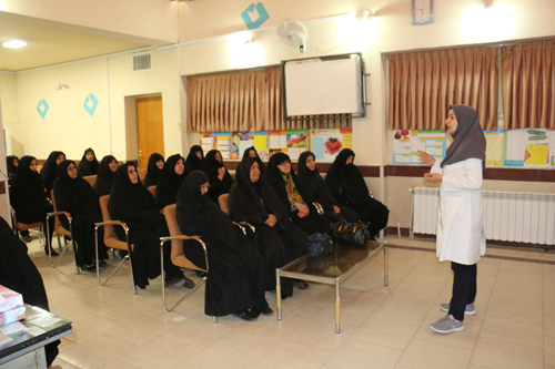 هفته سلامت زنان فاطمیه