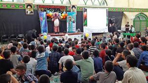 همایش هفته ملی کودک