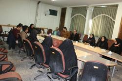 جلسه هماهنگی بازرسان بهداشت محیط
