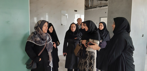 جلسه متخصصین زنان
