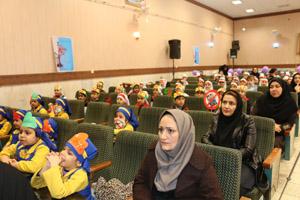 جشن هفته ملی پویش مبارزه با سرطان