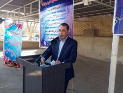 عملیات ساخت پایگاه شهید اخباری نوش آباد آغاز شد