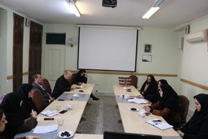 کمیته ترویج تغذیه با شیرمادر شهرستان برگزار شد
