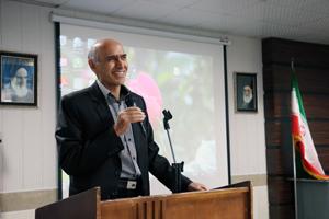 تودیع و معارفه رئیس بیمارستان